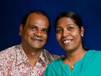Prodip and Shikha