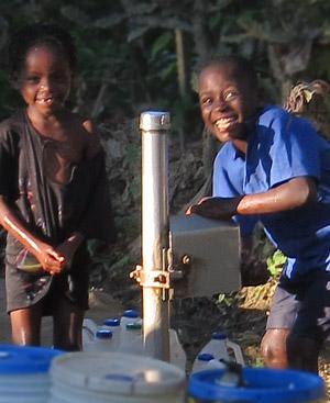 Haitian water pump